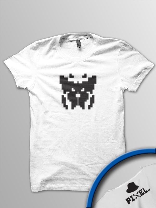 Pixel Pixels: What do you see Rorshach? T Shirt