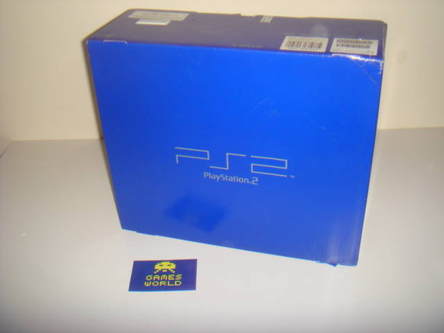 Playstation 2 Console Automobile Snow White Edition USA Import
