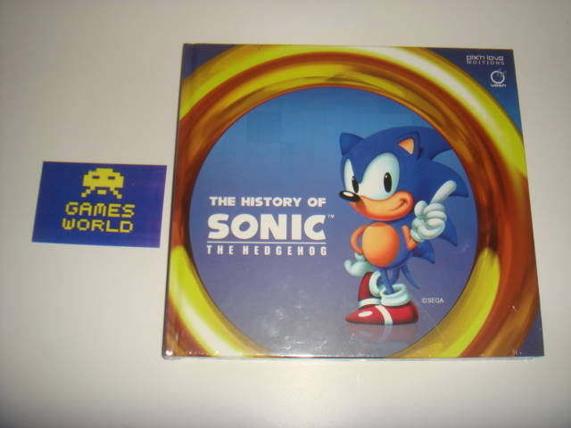 The History of Sonic Book
